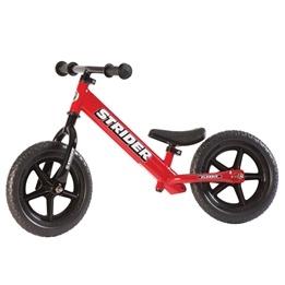 "Strider - Balanscykel - Classic 12"" - Röd"