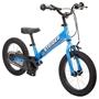 Strider - Balanscykel - Sport 14x Blå (Inkl. Pedal-kit)