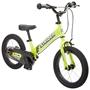 Strider - Balanscykel - Sport 14x Grön (Inkl. Pedal-kit)