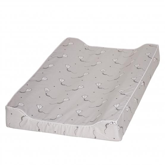 Roommate - Kite Nursing Pillow Cover Grey/Black