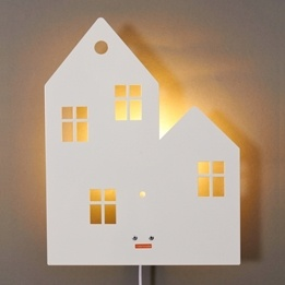 Roommate - Lampa - Town House White
