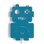 Roommate - Lampa - Robot Lamp Petrol Blue