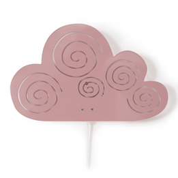 Roommate - Lampa - Cloud Lamp Rose