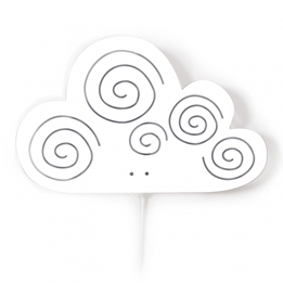 Roommate - Lampa - Cloud Lamp White