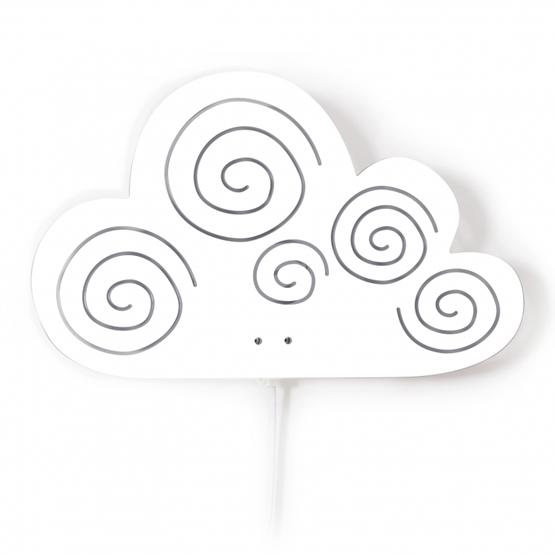 Roommate - Lampa - Cloud Lamp White