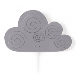 Roommate - Lampa - Cloud Lamp Grey