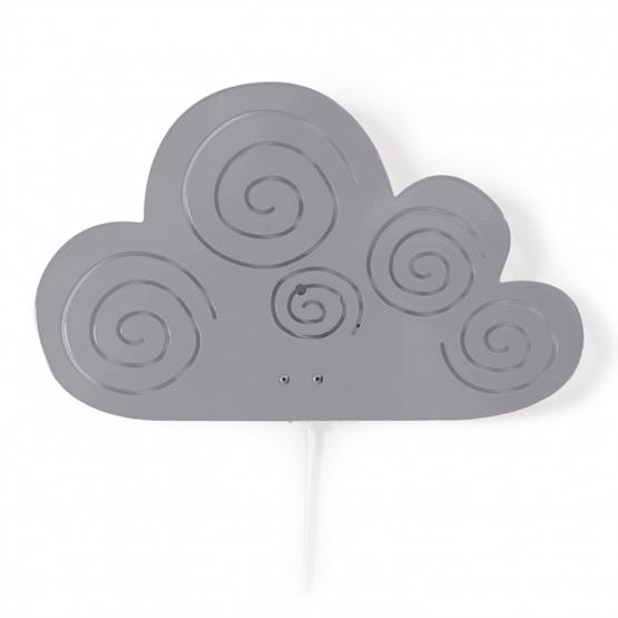 Roommate - Lampa - Cloud Lamp Grey