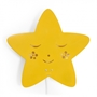Roommate - Lampa - Star Lamp Yellow