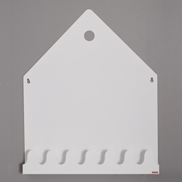 Roommate - Village Magnetic Board White