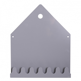 Roommate - Village Magnetic Board Grey
