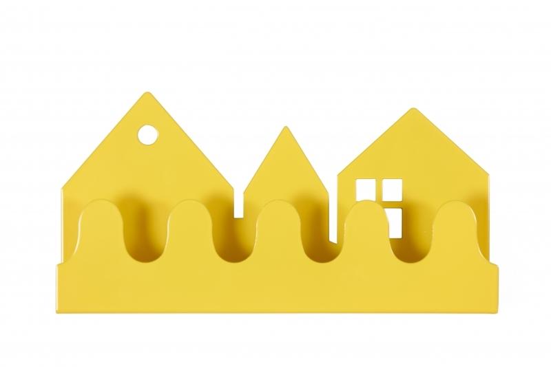 Roommate - Klädhängare - Village Coat Rack Yellow