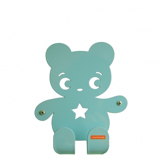Roommate - Krok - Ninka (Bear)Pastel Blue/Green