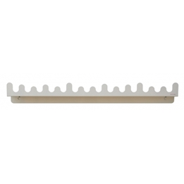Roommate - Hylla - Doodle Drop Picture Shelf White