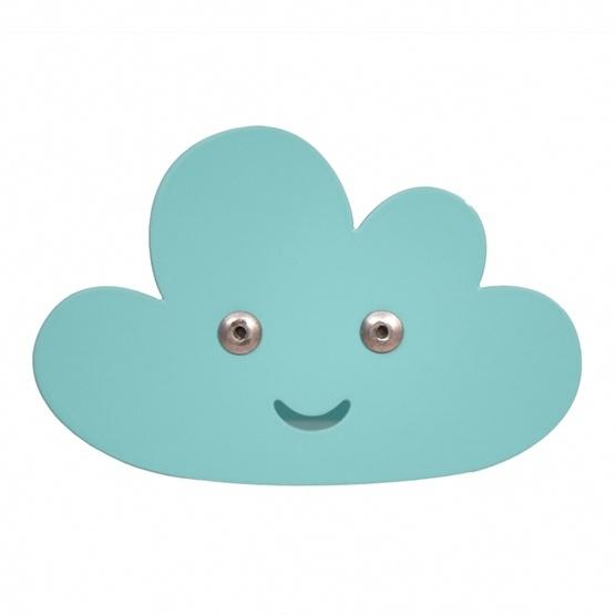 Roommate - Krok - Cloud Hook Pastel Blue
