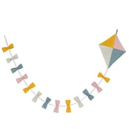 Roommate - Kite Flag Line Multi Pastell