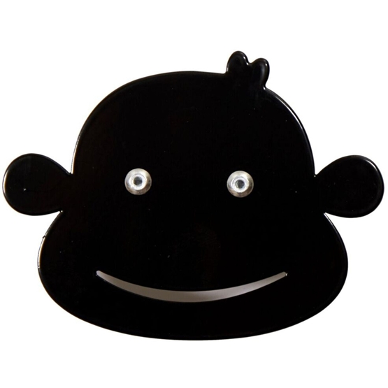 Roommate - Krok - Monkey Hook - Black