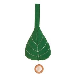 Roommate - Speldosa - Leaf Music Mobile, Green