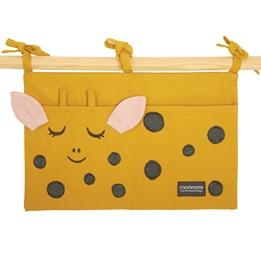 Roommate - Bed Pocket - Giraffe