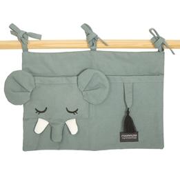 Roommate - Bed Pocket - Elephant