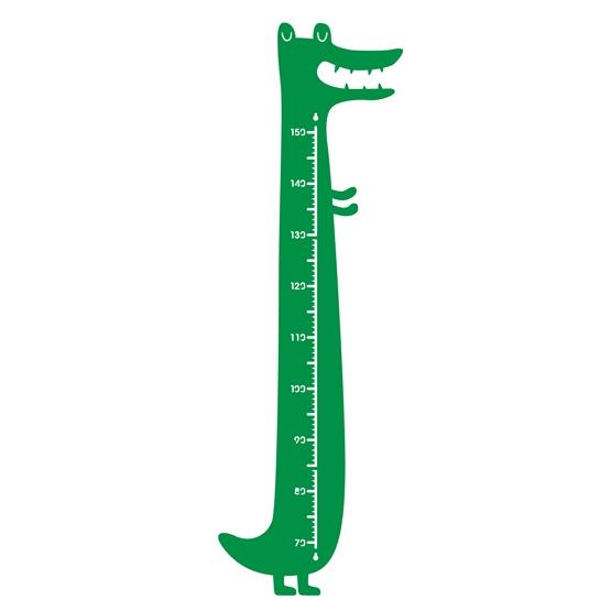 Roommate - Crocodile Growth Chart