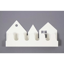 Roommate - Hylla - Village Coat rack White
