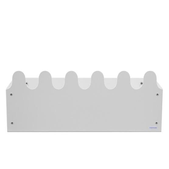 Roommate - Hylla - Sinus Box & Coat rack White