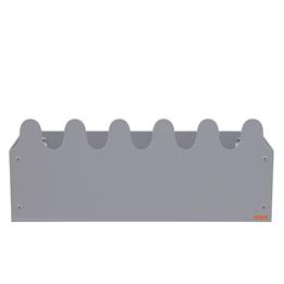 Roommate - Hylla - Sinus Box & Coat rack Grey