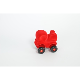 Rubbabu - Lok Mellan - Röd