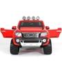 Elbil - Ford Ranger - Röd Deluxe