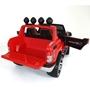 Elbil - Ford Ranger 12V - Svart