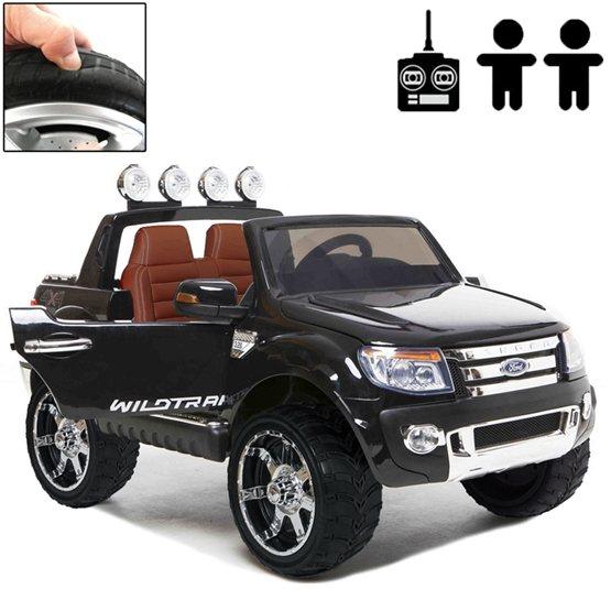 Elbil - Ford Ranger - Svart Deluxe