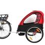 SunBee - Cykelvagn - Sunbee Cruiser Ink Strollerkit - Grön/Svart
