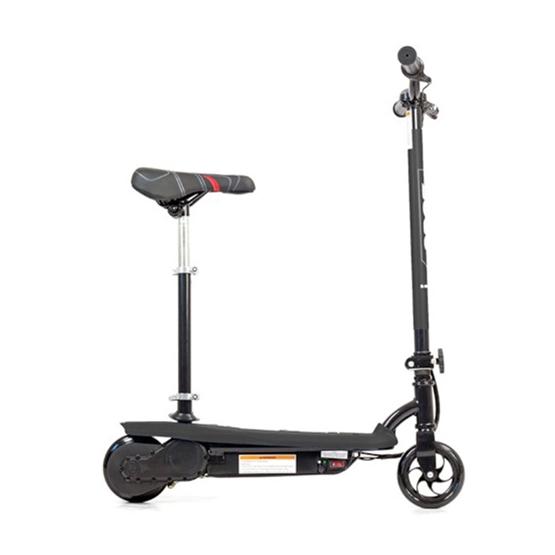 Elscooter - Nitrox 120W - Svart