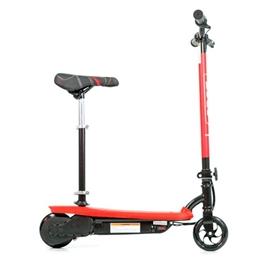 Elscooter - Nitrox 120W - Röd