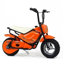 Elscooter 250W Low Rider - Orange
