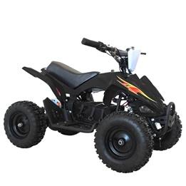 Elbil - ATV Viper II Svart
