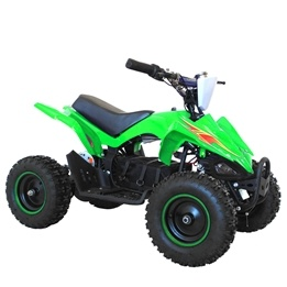 Elbil - ATV Viper II Grön