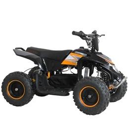 Mini el-ATV 1000W - Svart/Orange