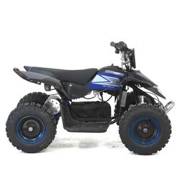 Mini el-ATV 1000W - Svart/Blå