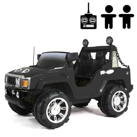 Elbil - Humbler 2x45W - Svart