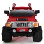 Elbil - Humbler 2x45W - Röd