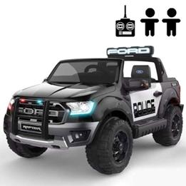 Elbil - barn Polisbil Ford Ranger Raptor 12V