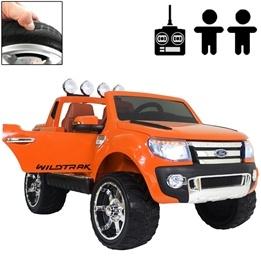 Elbil - Ford Ranger - Orange Deluxe