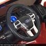 Elbil - Ford Ranger Fyrhjulsdrift - Svart Deluxe