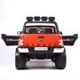 Elbil - Ford Ranger Fyrhjulsdrift - Rosa Deluxe