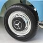Elbil - Mercedes 300S Classic 12V - Ljusbå Metallic