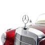 Elbil - Mercedes 300S Classic 12V - Vinröd Metallic