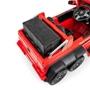 Elbil - Mercedes G63 6x6 12V - Röd