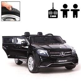 Elbil - Mercedes GLS 4MATIC - Svart