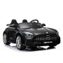 Elbil - Mercedes GTR 4Matic 2-sits - Svart